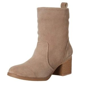 🛍 Taupe WM Booties
